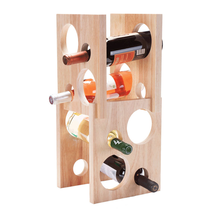 Astro 8 Bottle Wine Rack