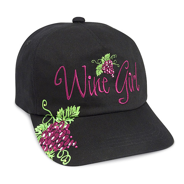 Wine Girl Cap