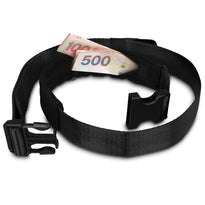 Pacsafe Cashsafe™ 25 Anti-Theft Deluxe Travel Belt Wallet (RFID)