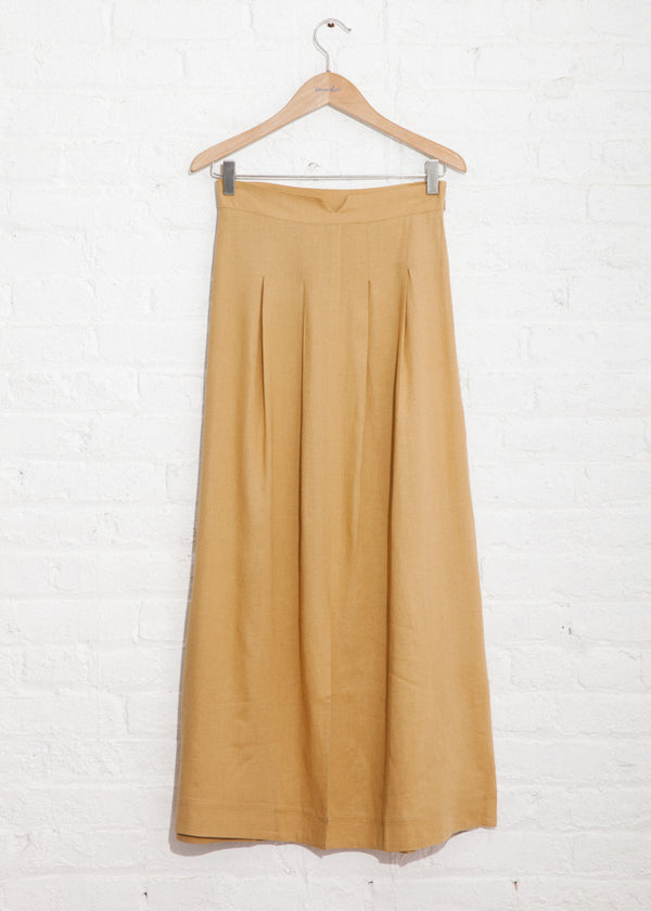 Safari Skirt in Khaki