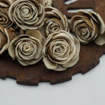 Bark Rose - 1.5 inches - sold by the dozen
