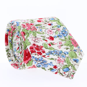 The Thursday, NECKTIES, skinny ties, floral ties, affordable, cotton ties, confidence- CORBATA