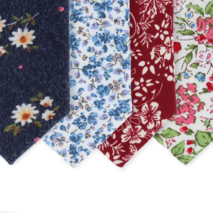 The Weekdays: SAVE $14!, NECKTIES, skinny ties, floral ties, affordable, cotton ties, confidence- CORBATA