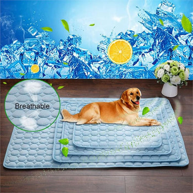 Hoomall Summer Cooling Mats Blanket Ice