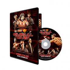 ROH/NJPW - Global Wars 2017: Columbus Event DVD