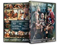 PWG - Mystery Vortex 4 2016 Event Blu-Ray