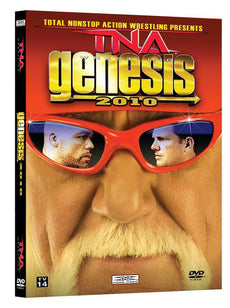 TNA - Genesis 2010 Event DVD