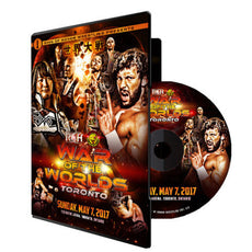 ROH : War Of The Worlds 2017 : Toronto Event DVD