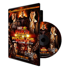 ROH : War Of The Worlds 2017 : NYC Event DVD