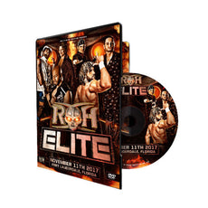 ROH - The Elite 2017 Event DVD
