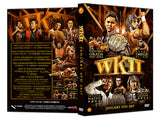 NJPW - Wrestle Kingdom 11 (2 Disc DVD Set)