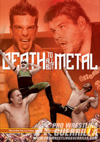 PWG - Death to All But Metal 2012 Event DVD (Pre-Owned)