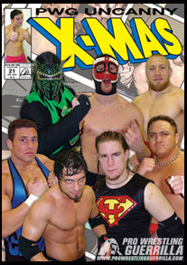 PWG -  Uncanny X-Mas 2004 Event DVD (Pre-Owned)