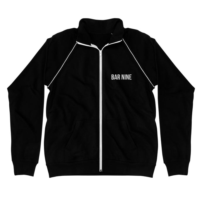 Bar Nine Official Piped Fleece Jacket