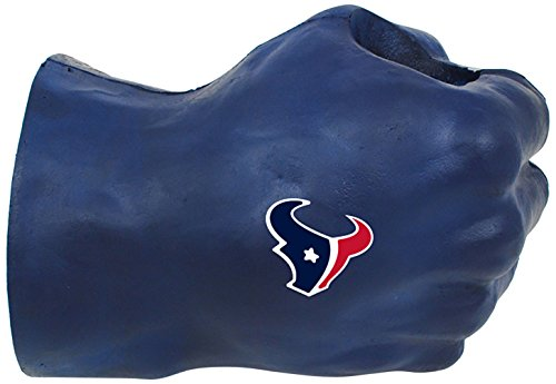 NFL Houston Texans Fan Fist Beverage Holder,  Midnight Blue