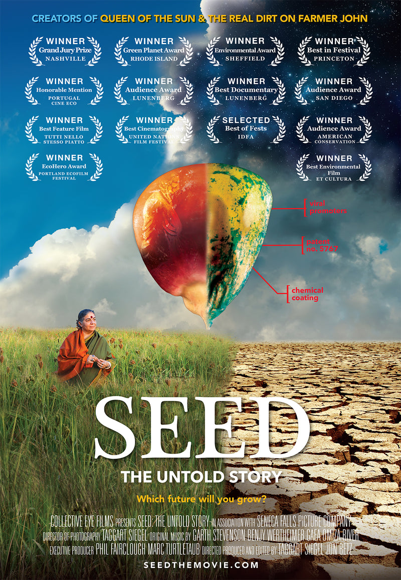 SEED: The Untold Story (home-use DVD or Blu-ray)