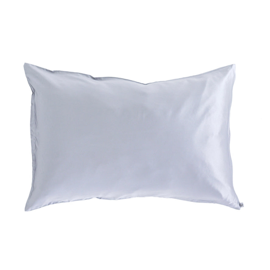 Silk Pillow Slip - Gray