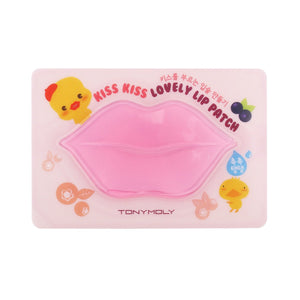 TONY MOLY Kiss Kiss Lovely Lip Patch - Berry
