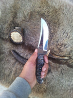 D2 Steel Blade Knife