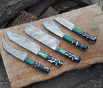 Damascus Outdoor Hunting Set