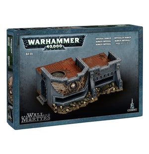 Games Workshop Wall of Martyrs - Imperial Bunker
