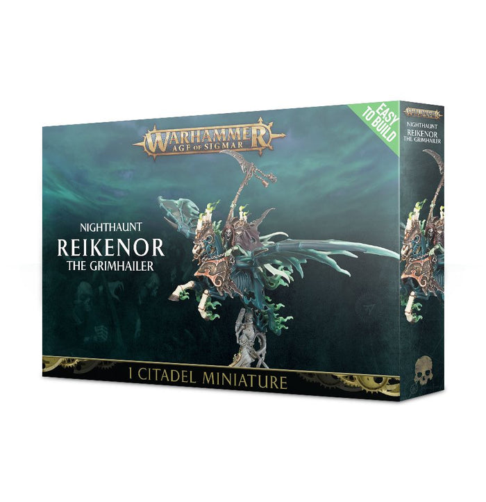Games Workshop Reikenor The Grimhailer