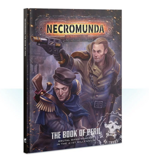Games Workshop Necromunda: The Book of Peril (Hardback)