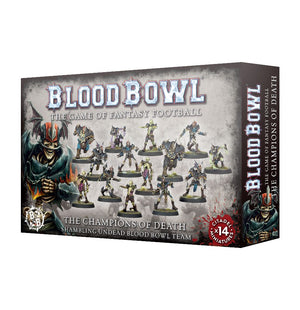 Games Workshop The Champions of Death Blood Bowl Team