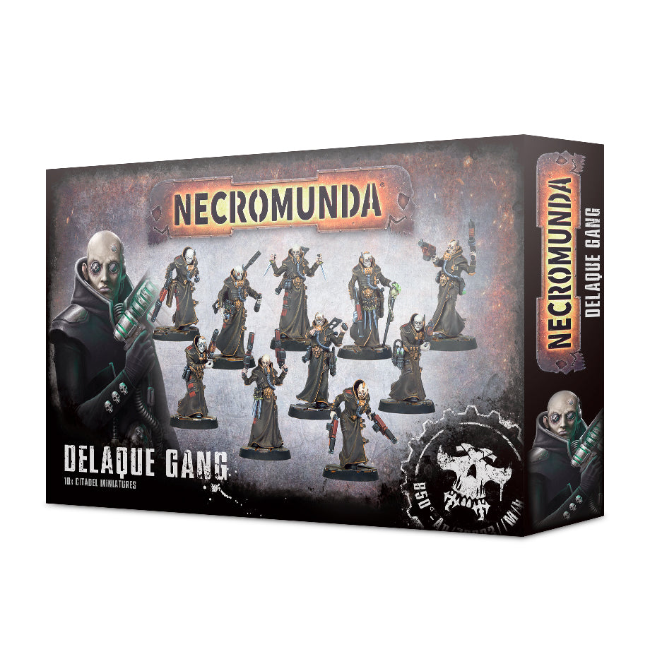 Games Workshop Delague Gang