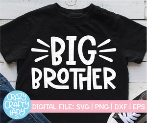 Big Brother SVG Cut File