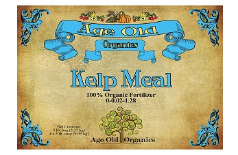 Age Old Organics Kelp Meal