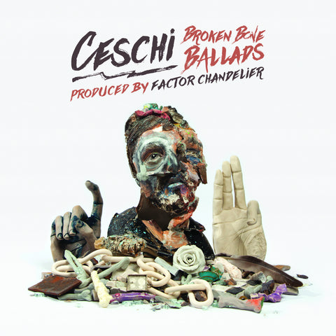 Ceschi - Broken Bone Ballads MP3 Download