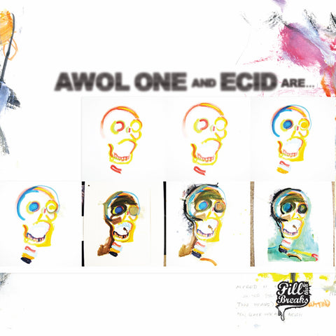 Awol One & Ecid Are... CD