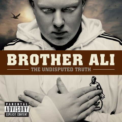 Brother Ali - The Undisputed Truth CD