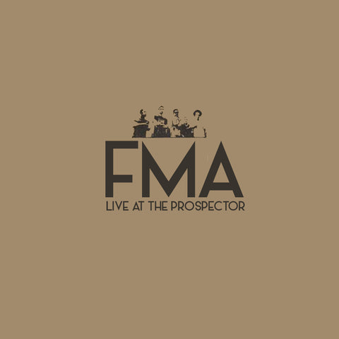 Free Moral Agents - Live At The Prospector CD