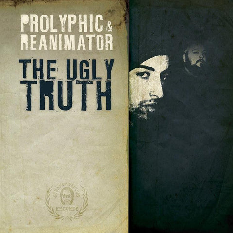 Prolyphic & Reanimator - The Ugly Truth CD