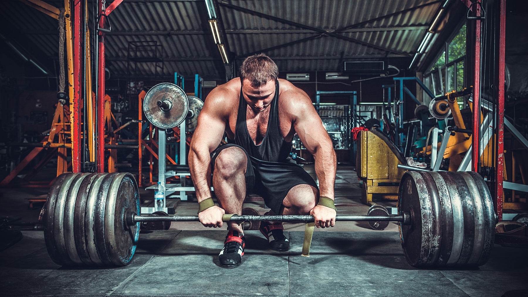 Deadlifts Aren't Just Good For Gains, They're Good For Health