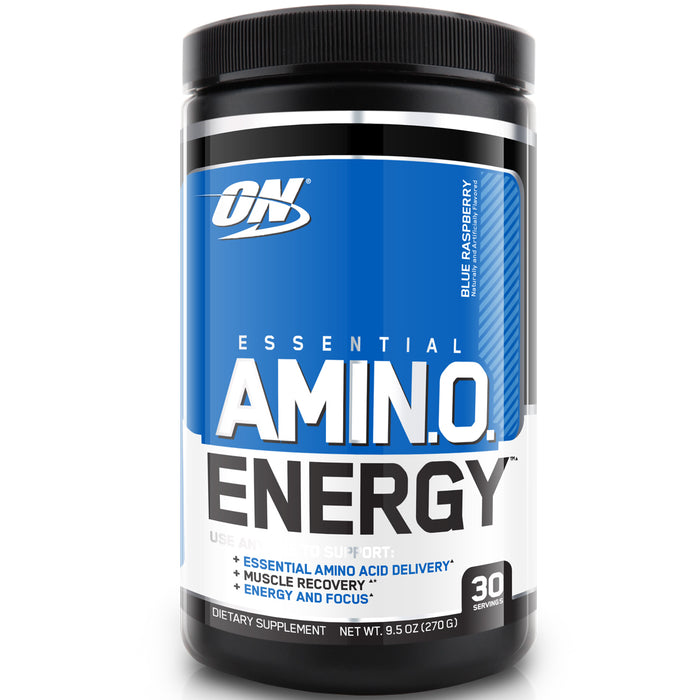 ON Essential Amino Energy 30 Serving - Blue Raspberry