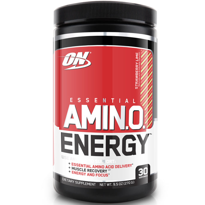ON Essential Amino Energy 30 Serving - Strawberry Lime