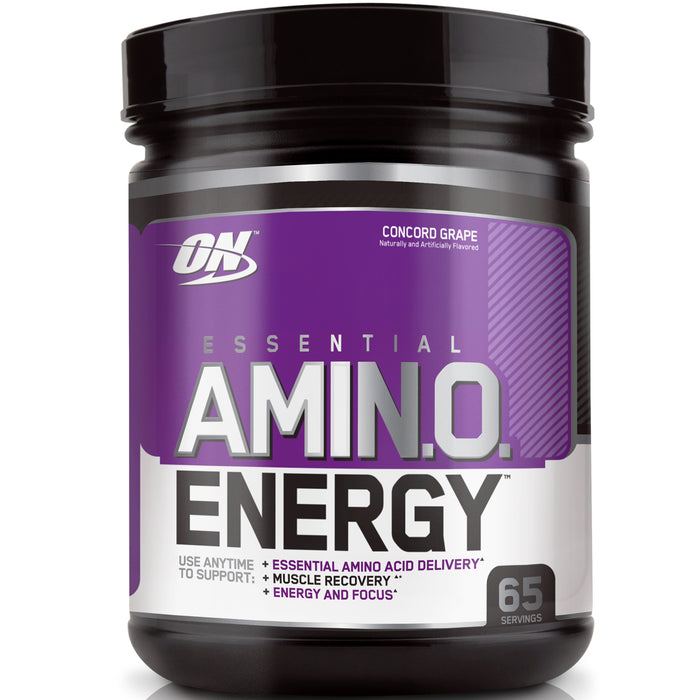 ON Essential Amino Energy 65 Serving - Grape