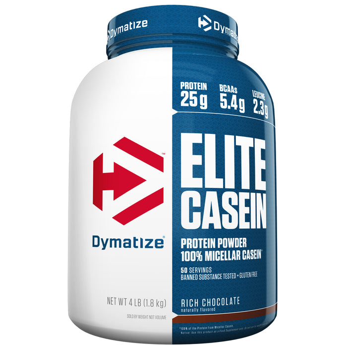 Elite Casein 4lbs  - Rich Chocolate