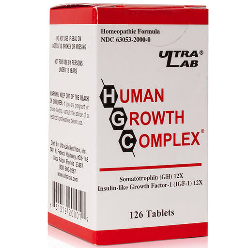 Human Growth Complex 126ct.