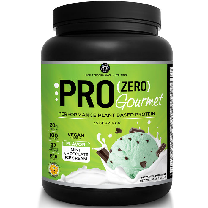 HPN Pro Zero 1.65lb - Gourmet Mint Chocolate Ice Cream