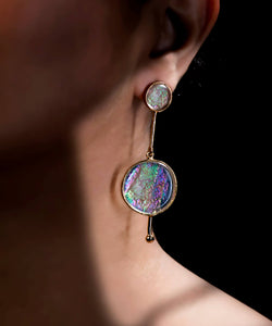 Neutron Earrings