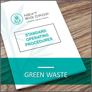 Green Waste D-WDS-SOP-001