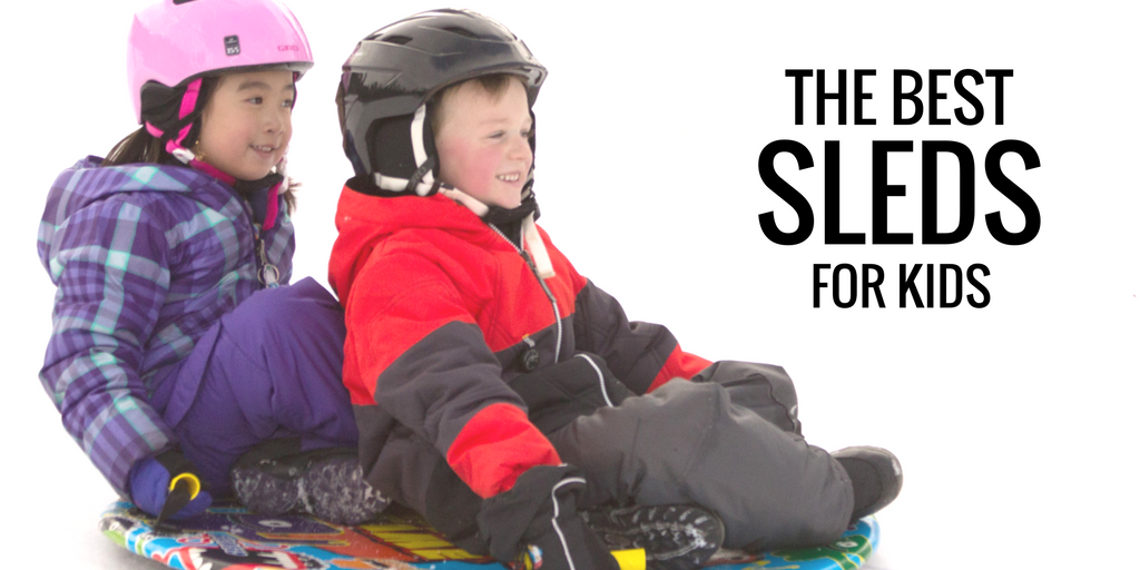 The Best Sleds for Kids