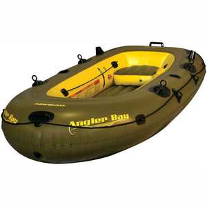 Airhead-Angler Bay 4 Person Inflatable Boat-
