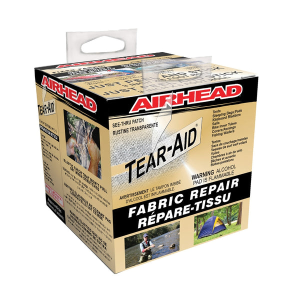 Airhead-Tear Aid Type A Fabric Repair Roll-