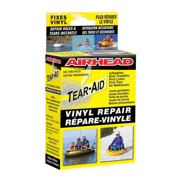 Airhead-Tear Aid Type B Vinyl Repair-