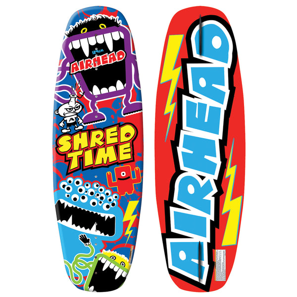 Airhead-Shred Time Wakeboard-Venom (4-8)